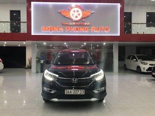 Cần bán lại xe Honda CR V năm sản xuất 2017, màu đen, giá 795tr