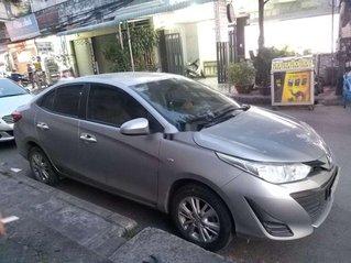Bán ô tô Toyota Vios đời 2018, màu bạc