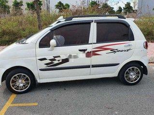 Bán Daewoo Matiz sản xuất 2004, màu trắng, nhập khẩu nguyên chiếc