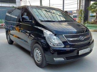 Cần bán Hyundai Grand Starex 2015, màu đen, nhập khẩu nguyên chiếc số tự động, giá 520tr