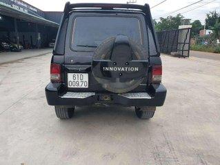 Cần bán Hyundai Galloper đời 2003, màu đen, nhập khẩu, giá 90tr