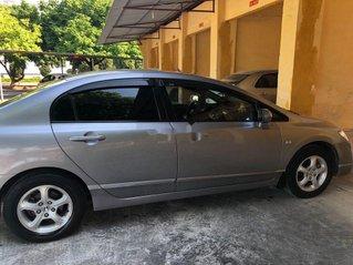 Cần bán Honda Civic năm 2008, màu xám, 330 triệu