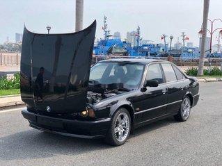 Bán BMW 5 Series 525i sản xuất 1995, màu đen, nhập khẩu, giá tốt