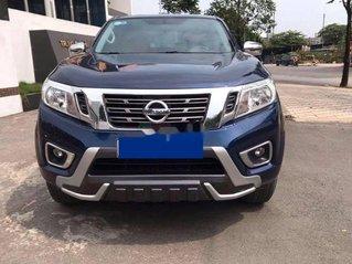 Cần bán Nissan Navara đời 2018, màu xanh lam chính chủ, giá tốt