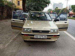Xe Kia CD5 sản xuất năm 2002, màu vàng chính chủ