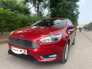 Bán Ford Focus năm 2017, màu đỏ chính chủ