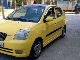 Cần bán Kia Morning năm 2004, màu vàng, giá chỉ 136 triệu