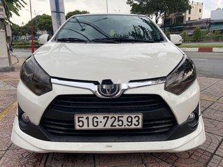 Bán Toyota Wigo 2018, màu trắng, nhập khẩu chính chủ