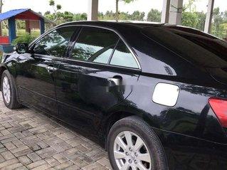 Bán xe Toyota Camry sản xuất năm 2008, màu đen, xe nhập chính chủ, 400tr