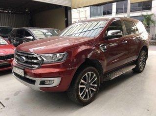 Cần bán xe Ford Everest sản xuất 2019, màu đỏ, nhập khẩu chính chủ