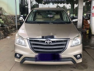 Bán Toyota Innova sản xuất 2014 còn mới, giá 390tr