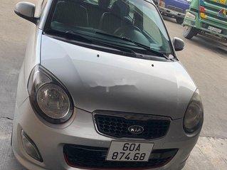 Bán xe Kia Morning năm sản xuất 2011, màu bạc chính chủ, giá chỉ 148 triệu