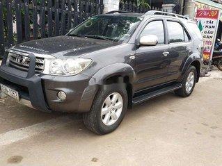 Cần bán gấp Toyota Fortuner năm 2009 còn mới, giá tốt