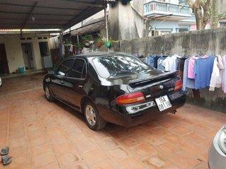 Bán Nissan Bluebird sản xuất 1997, màu đen, xe nhập chính chủ, giá tốt
