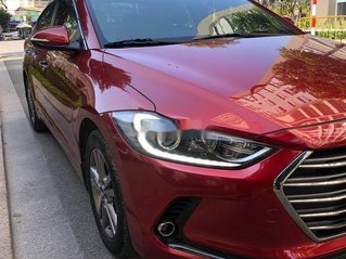 Cần bán xe Hyundai Elantra năm sản xuất 2016, màu đỏ, 520tr