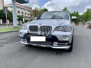 Bán xe BMW X5 năm 2008, màu bạc, nhập khẩu chính chủ, giá tốt