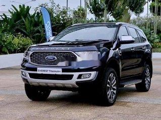 Bán xe Ford Everest năm 2020, màu đen, nhập khẩu nguyên chiếc
