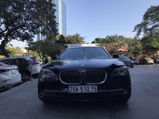 Cần bán lại xe BMW 7 Series năm sản xuất 2012, màu đen, xe nhập