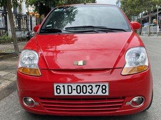 Bán Chevrolet Spark đời 2014, màu đỏ chính chủ