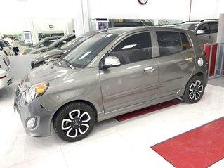 Cần bán lại xe Kia Morning 2009, màu xám, nhập khẩu chính chủ