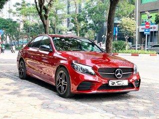Cần bán xe Mercedes C300 AMG sản xuất 2019, màu đỏ chính chủ