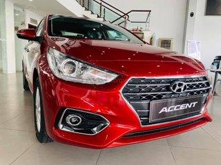 Hyundai Accent giảm ngay 25 triệu tiện mặt, full phụ kiện, chạy 50% thuế trước bạ trong tháng 12