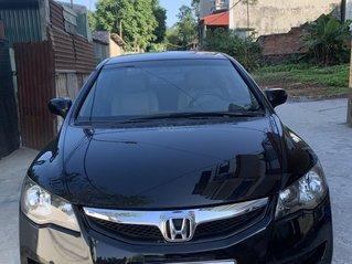 Cần bán xe Honda Civic sản xuất 2010, màu Đen nhập khẩu nguyên chiếc giá tốt 308 triệu đồng
