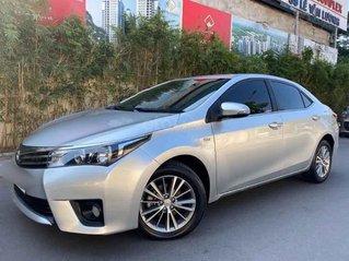 Cần bán xe Toyota Corolla Altis đời 2016, màu bạc