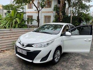 Bán Toyota Vios đời 2019, màu trắng giá cạnh tranh