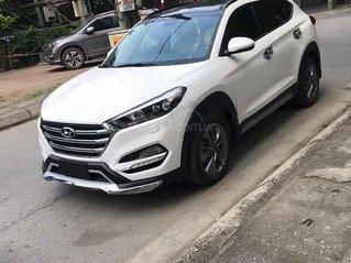 Bán Hyundai Tucson đời 2017, màu trắng còn mới, 775 triệu