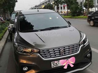 Cần bán lại xe Suzuki Ertiga 1.5 GLX - 2019, màu nâu
