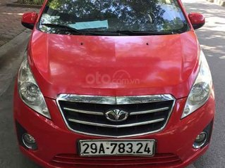 Bán Daewoo Matiz đời 2009, màu đỏ, nhập khẩu, giá 180tr