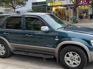 Cần bán Ford Escape sản xuất năm 2004, màu xanh lam