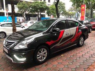 Cần bán lại xe Nissan Sunny XV Premium đời 2019, màu đen chính chủ