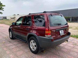 Bán ô tô Ford Escape năm sản xuất 2004, màu đỏ chính chủ