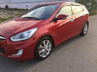 Bán Hyundai Accent năm sản xuất 2013, màu đỏ, xe nhập chính chủ, 383 triệu