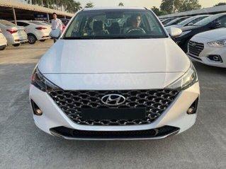Hyundai Accent năm 2021, sẵn xe đủ màu giao ngay các bản - trả góp lên đến 85% giá trị xe - mua xe giá tốt nhất tại đây