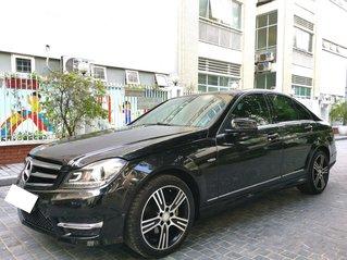 Mercedes C200 Edition 2013 màu đen, xe nhập