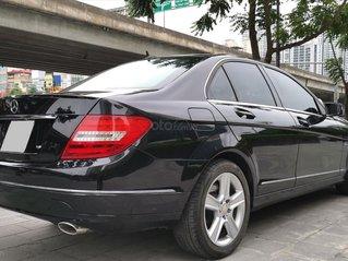 Mercedes C300 đời 2010, màu đen, giá chỉ 485 triệu