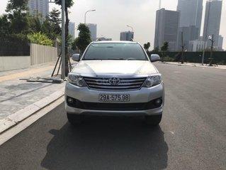 Bán nhanh Toyota Fortuner 2.7V máy xăng số tự động 1 cầu 2012