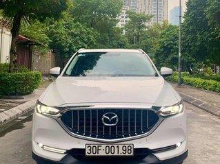 Bán xe Mazda CX5 2.0 1 cầu màu trắng, SX 2017