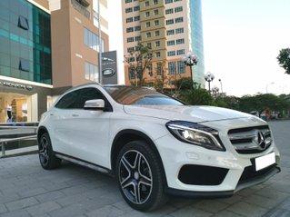 Mercedes-Benz GLA 250 4Matic năm 2016, màu trắng, xe nhập