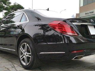 Bán xe Mercedes S400 2016, màu đen