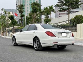 Mercedes-Benz S400 sản xuất 2015, màu trắng