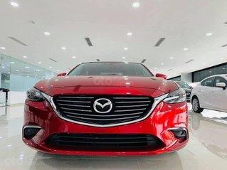 Mazda 6 2.0 Luxury sản xuất năm 2019 màu đỏ
