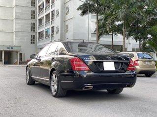 Mercedes-Benz S500L đời 2010, màu đen, xe nhập