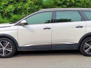 Bán xe Peugoet 5008 AL năm 2019, màu trắng