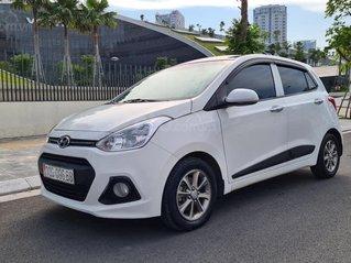 Bán Hyundai Grand i10 1.2 AT sản xuất 2016 nhập khẩu, màu trắng