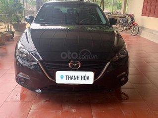 Cần bán xe Mazda 3 SX 2017, bản 1.5AT full options