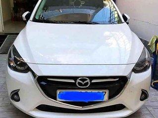 Cần bán gấp Mazda 2 đời 2016, màu trắng chính chủ, 458 triệu